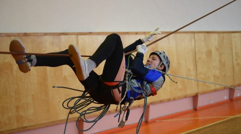 Завершилось Первенство по спортивному туризму на пешеходных дистанциях в закрытых помещениях среди учащихся Кировской области