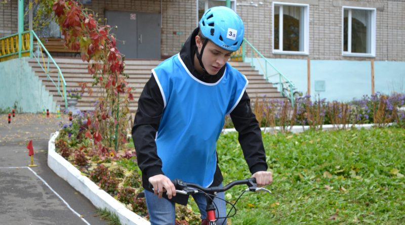 Чемпионат Омутнинского района по спортивному туризму на велодистанциях